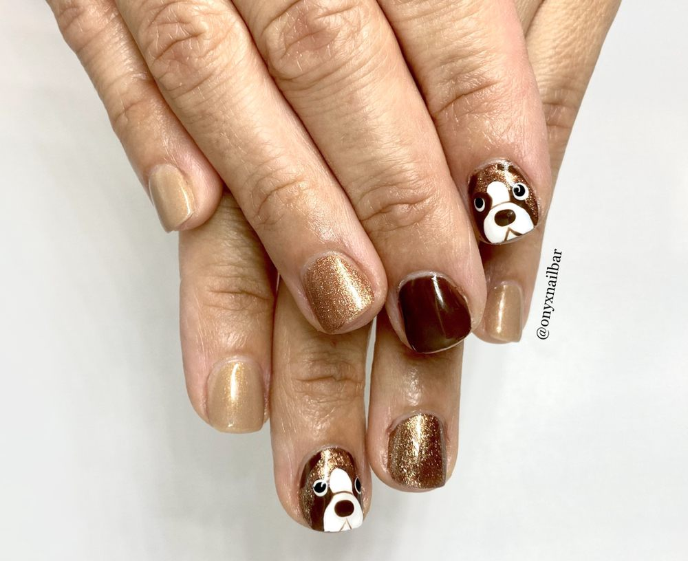 Onyx Nail Bar: 200 White Horse Rd E, Voorhees Township, NJ