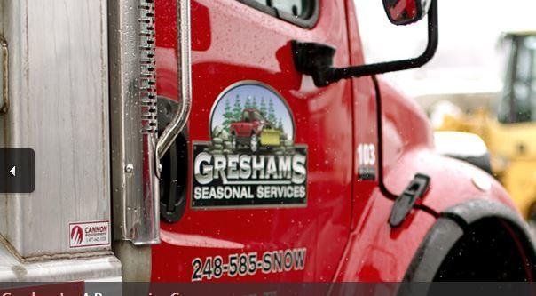 Gresham's Seasonal Services: 155 Elmwood Dr, Troy, MI
