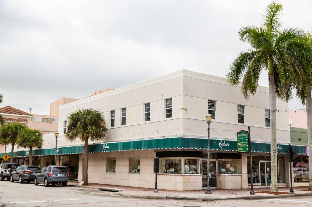 Rosslow's: 105 S 2nd St, Fort Pierce, FL