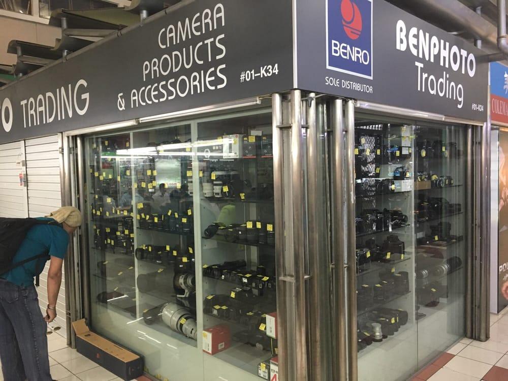 Benphoto Trading Singapore