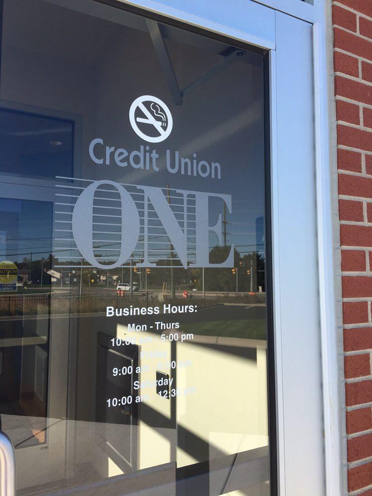 Credit Union One