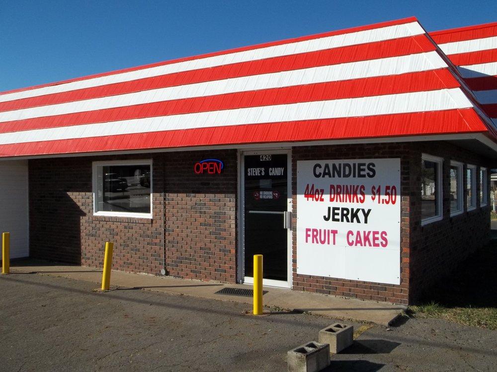 Steve's Candy: 420 E 7th St, Galena, KS