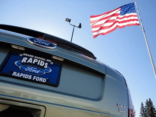 rapids ford - get quote - car dealers - 1510 pokegama ave s, grand
