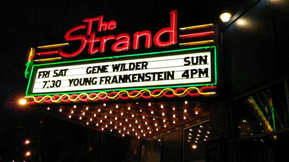 The Strand Theater Initiative: 119 N Main St, Zelienople, PA