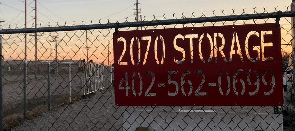 2070 Storage: 2070 East 11th Ave, Columbus, NE