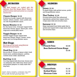 Burgermeister closed 10 reviews food trucks 2575 central photo of burgermeister yonkers ny united states menu reheart Choice Image