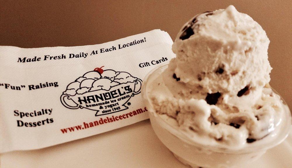 Handel's Homemade Ice Cream & Yogurt: 4251 Belmont Ave, Youngstown, OH