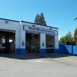 Mobil Oil Change >> Mobil 1 Lube Express Oil Change Burnaby Oil Change