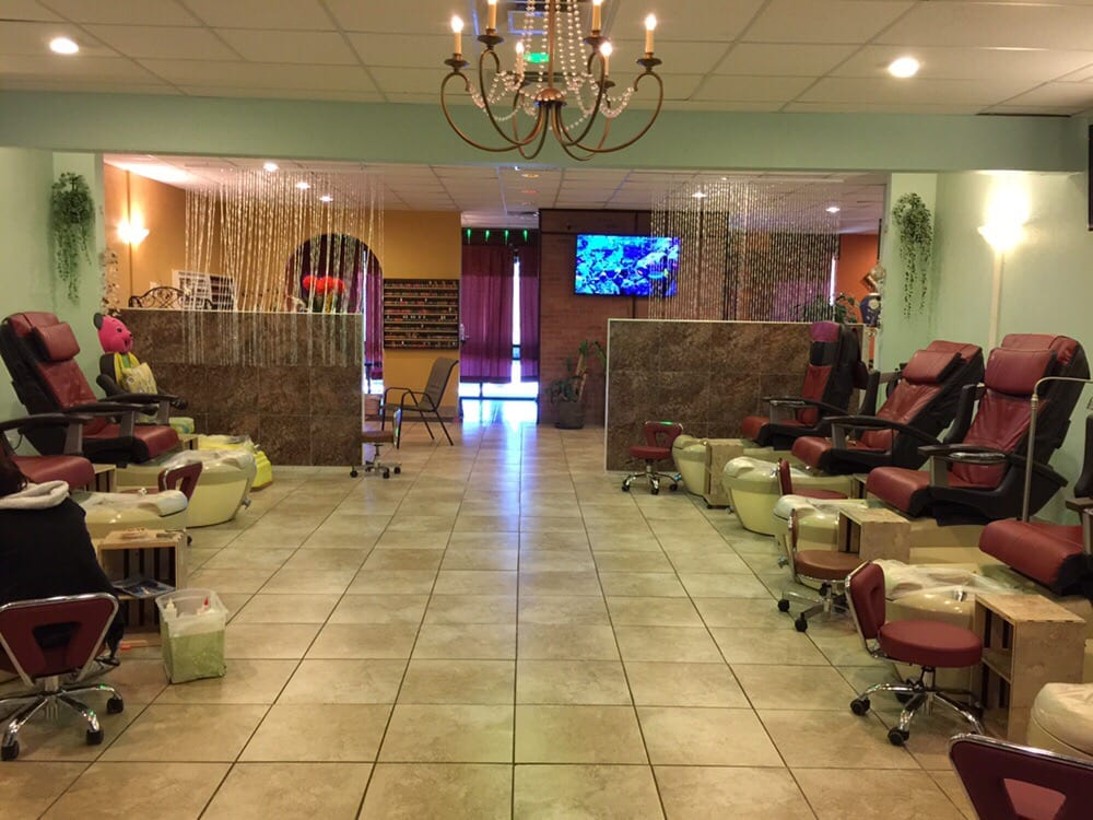 Paradise Nails And Spa Temple Tx