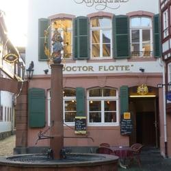 Restaurant Doctor Flotte - CLOSED - 10 Reviews - German
