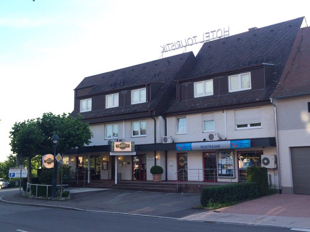 Hotel touristik hotel basler str 2 neuenburg baden for Hotel numero