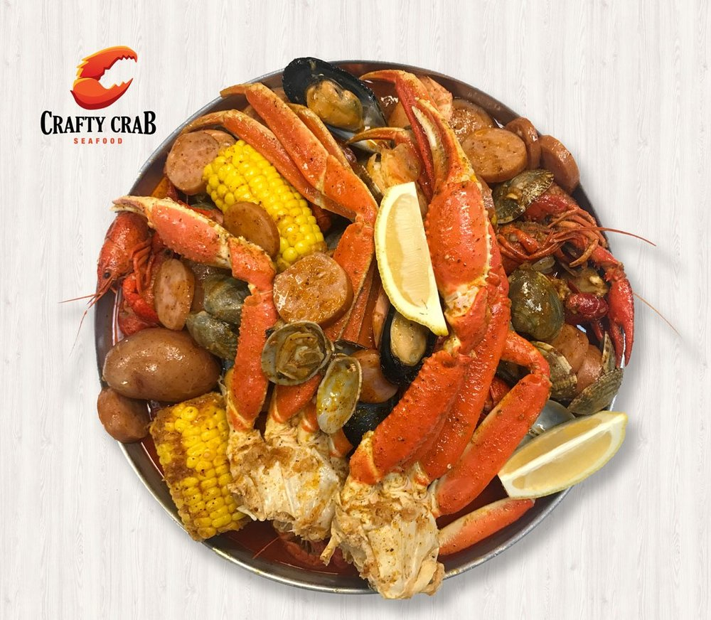 Crafty Crab: 5644 Silver Hill Rd, District Heights, MD