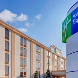 Photo Of Holiday Inn Express Flint Campus Area Mi United States