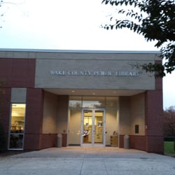 wake county public library