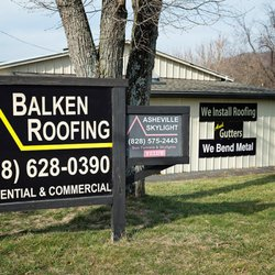 Photo Of Balken Roofing Swannanoa Nc United States