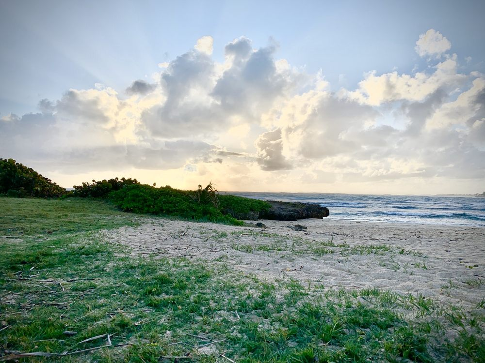Social Spots from Malaekahana Beach Campground