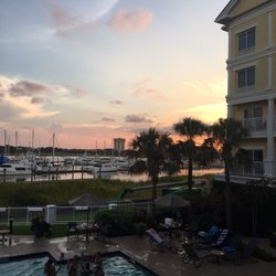 Photo Of Courtyard Charleston Waterfront Sc United States What A View