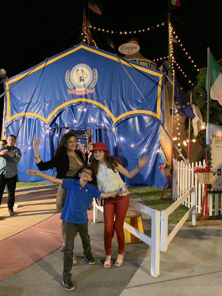 Zoppé An Italian Family Circus