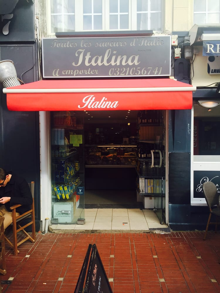 italina pizza 79 rue de metz le touquet paris plage pas de calais france restaurant. Black Bedroom Furniture Sets. Home Design Ideas