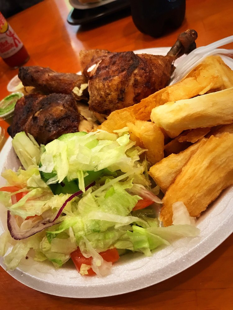 Food from Super Pollo