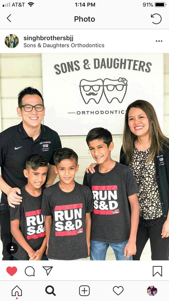 Sons and Daughters Orthodontics