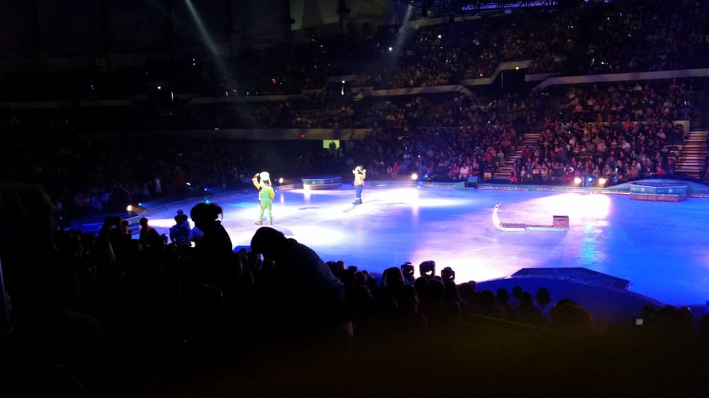 Opening For Disney On Ice Frozen Yelp