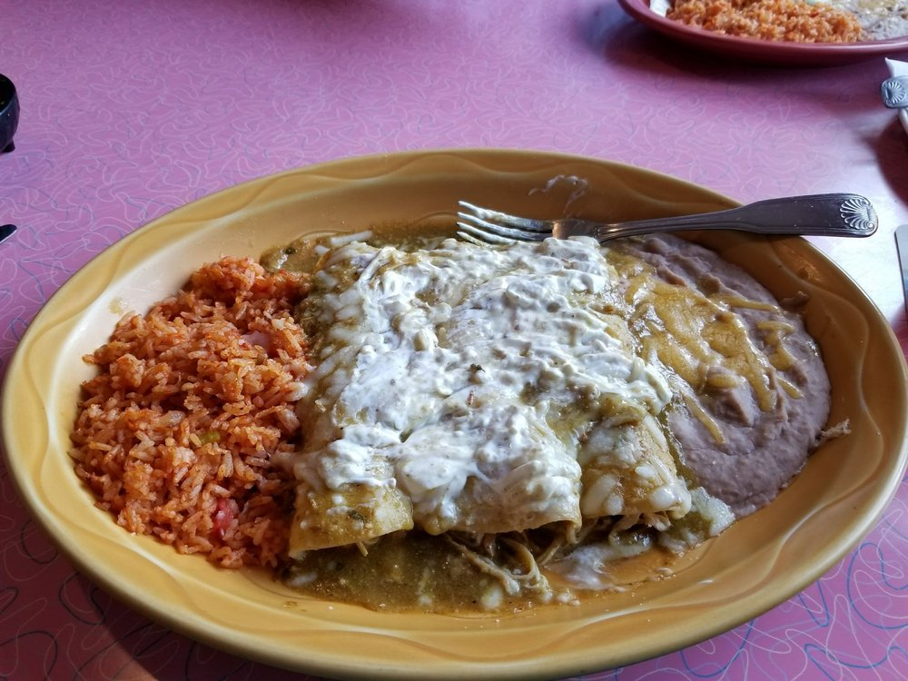 Las Palomas Mexican Restaurant: 1085 E Washington St, Sequim, WA