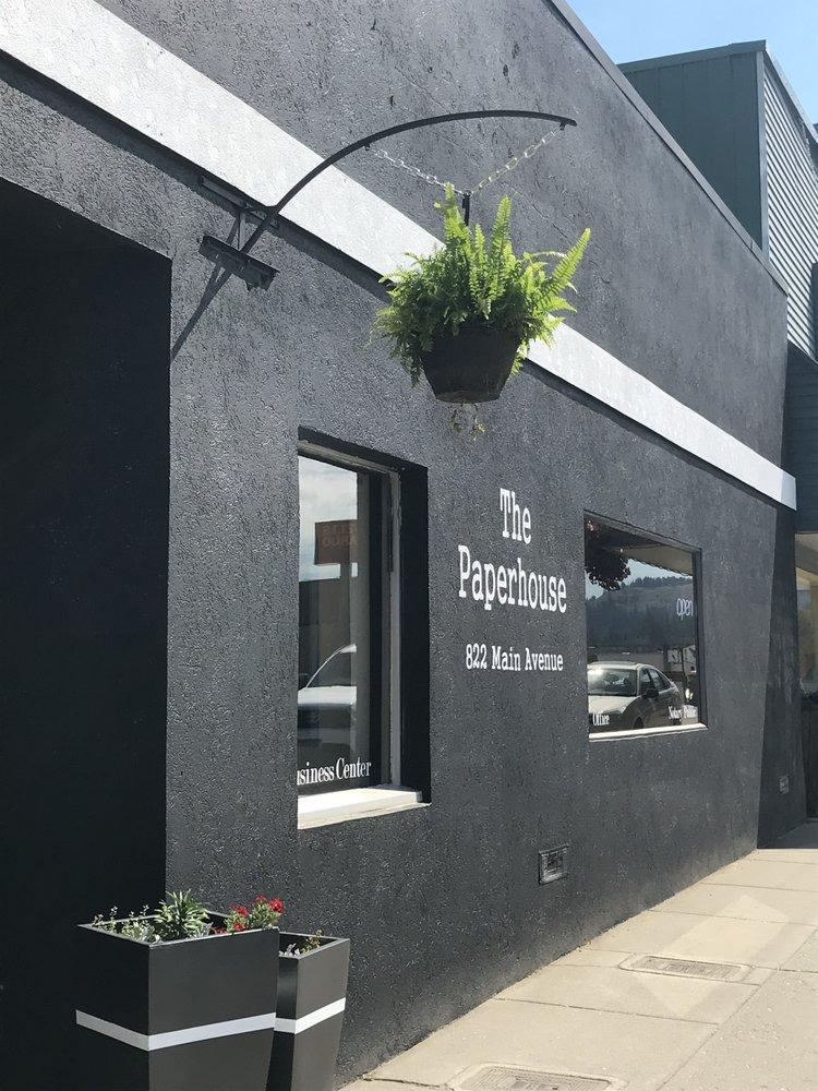 The Paperhouse: 822 Main Ave, Saint Maries, ID