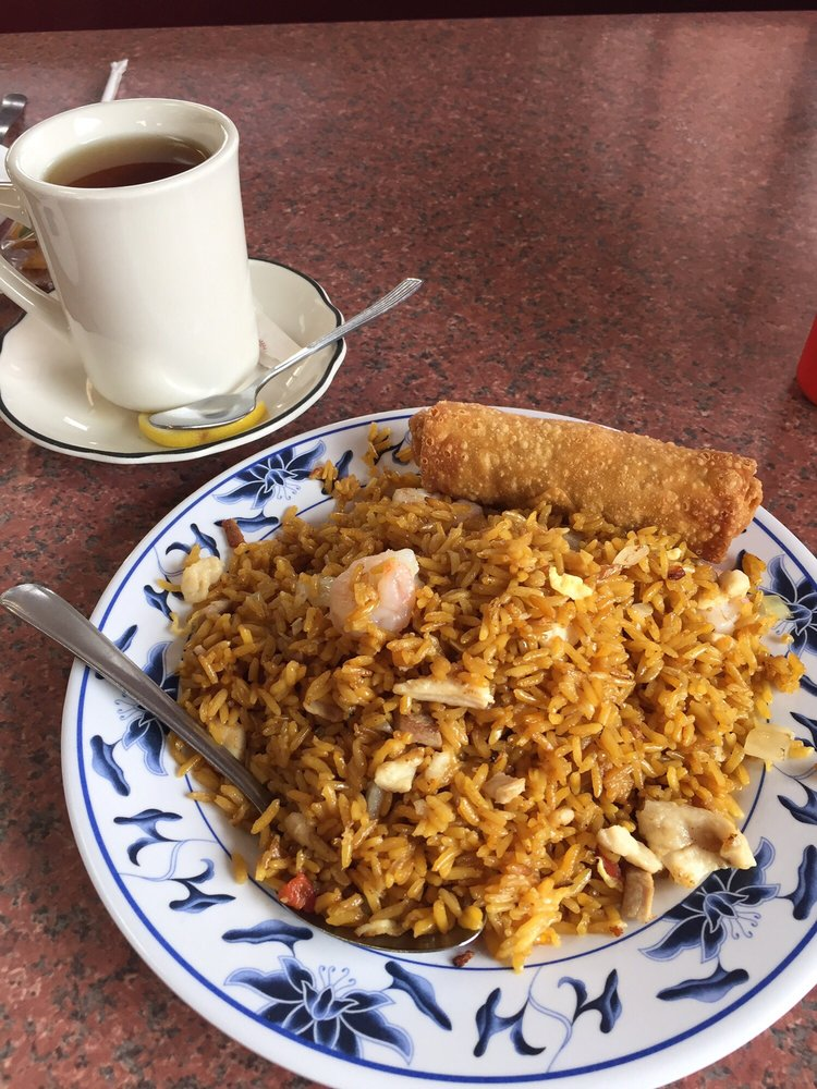 Hong Kong Restaurant: 104 N Cherry St, Cherryville, NC
