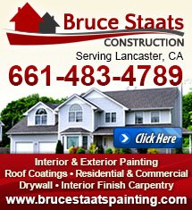 Bruce Staats Construction: Lake Hughes, CA