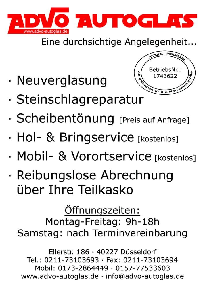 Jalousien Düsseldorf advo autoglas jalousien gardinen ellerstr 186 oberbilk düsseldorf nordrhein westfalen