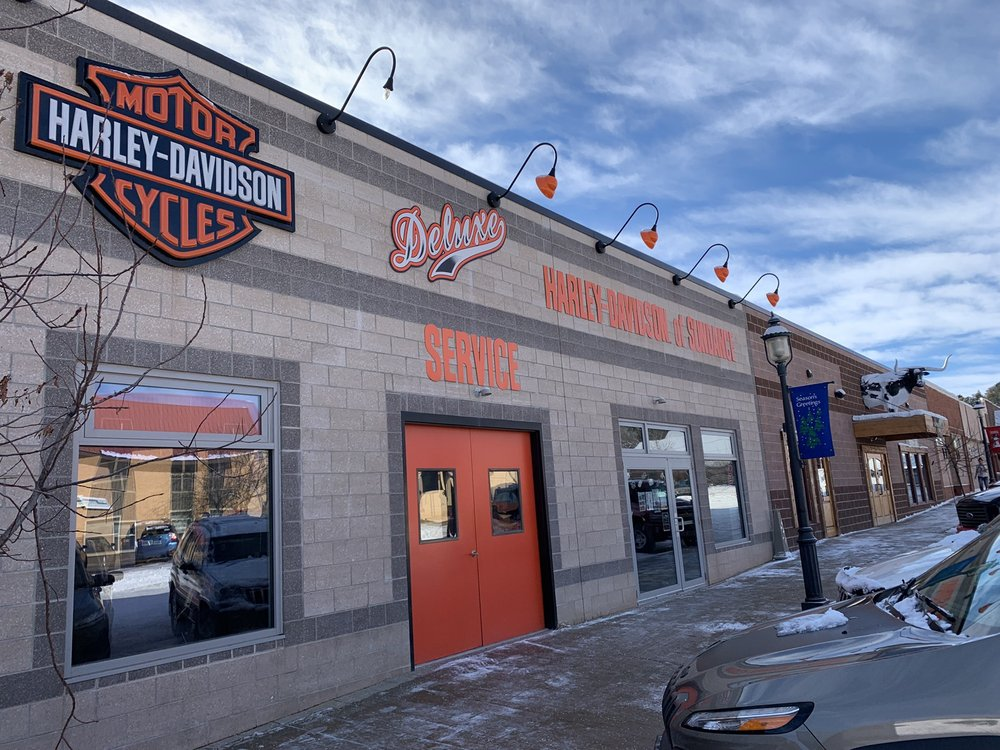Deluxe Harley Davidson: 220 E Main St, Sundance, WY