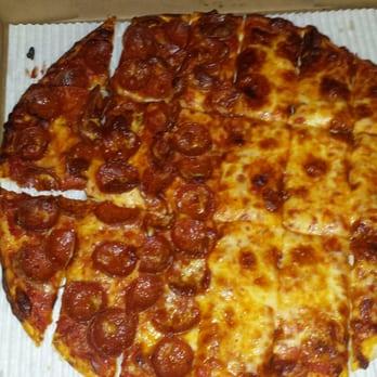 Photo Of Minico S Italian Restaurant Westerville Oh United States Medium Half Cheese