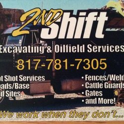 photo of 2nd shift excavating millsap tx united states ad about excavating - 2nd Shift Careers 2nd Shift Employment 2nd Shift Jobs