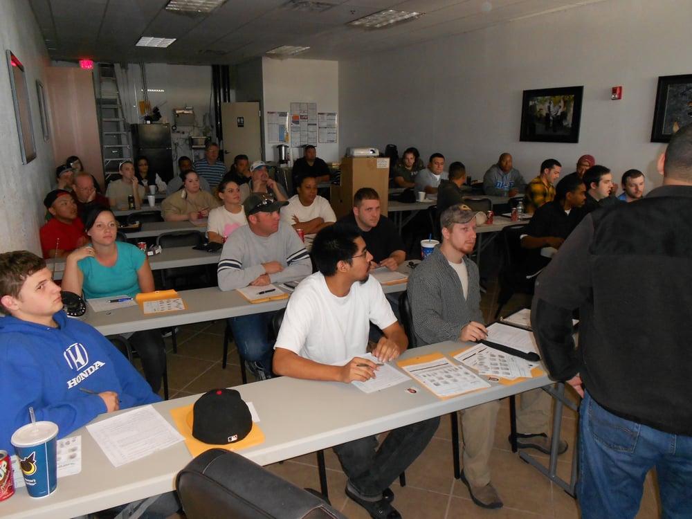 Arizona Guard Card Training