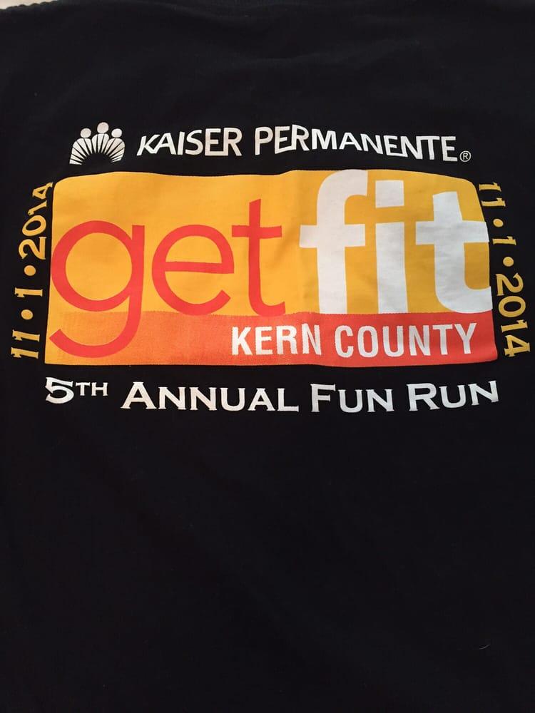 Kaiser Permanente GET FIT Kern County 5k/2k Fun Run