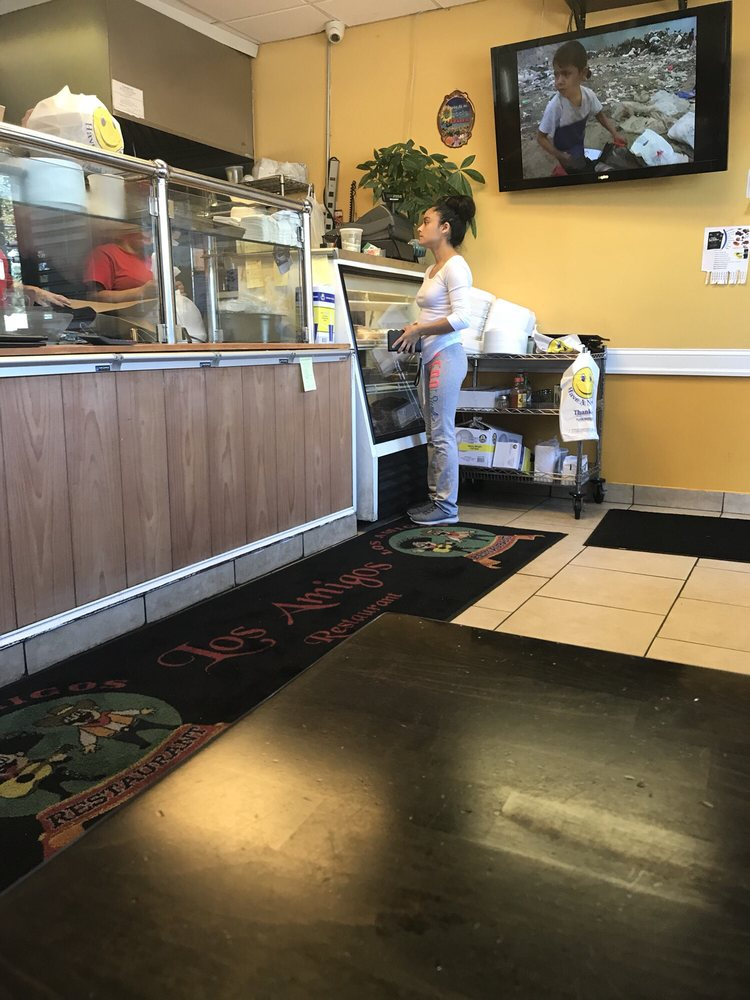 Los Amigos Restaurant: 50 E/F Middle Country Rd, Coram, NY