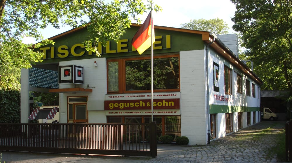 tischlerei gegusch schreiner tischler hohefeldstr 17 reinickendorf berlin. Black Bedroom Furniture Sets. Home Design Ideas