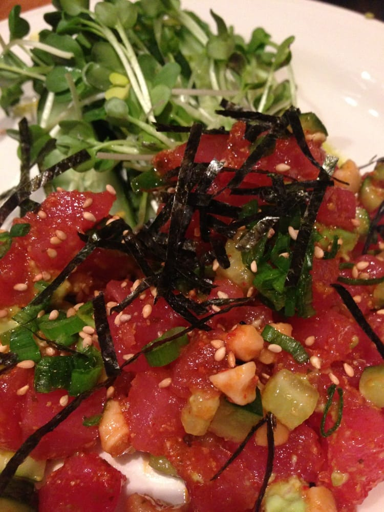 Ago poke appetizer yelp for King fish house huntington beach ca