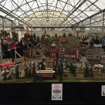 garden centers rochester ny. Photo Of The Garden Factory - Rochester, NY, United States. Train Display : Centers Rochester Ny N