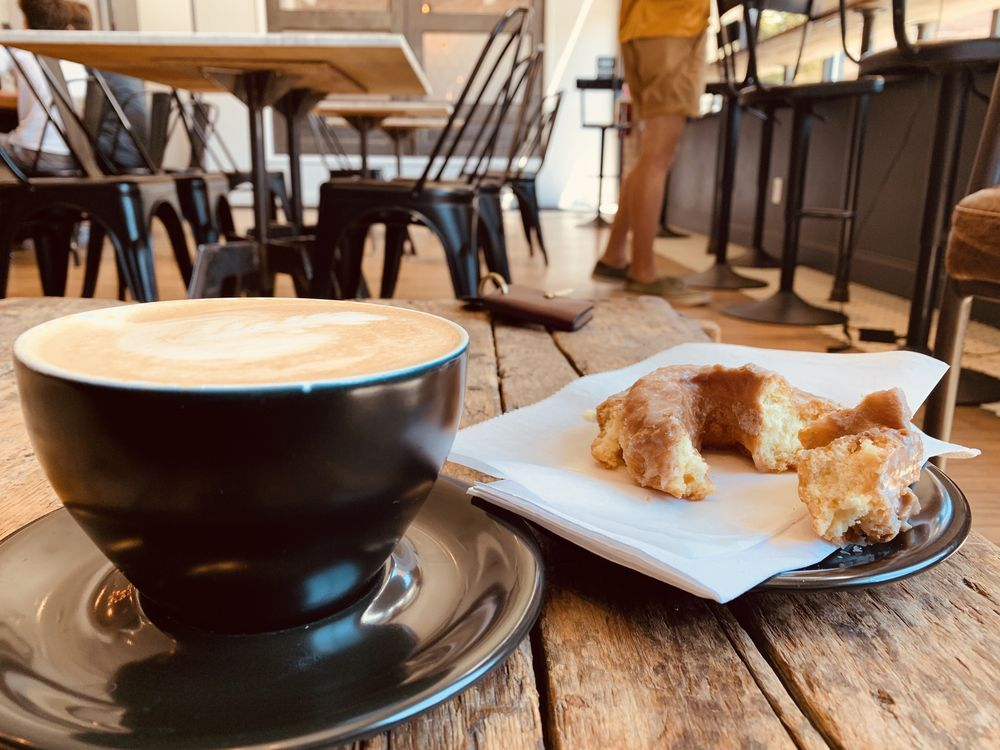 Rustbelt Coffee: 119 N Ontario St, Toledo, OH