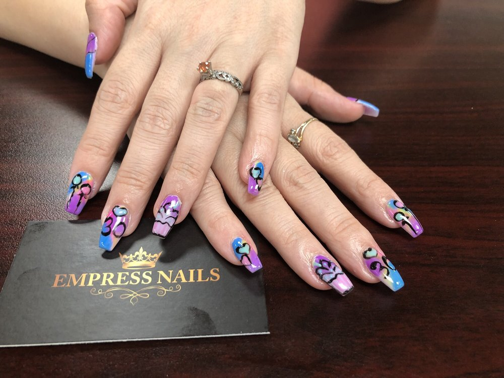 Photos for Empress Nails - Yelp
