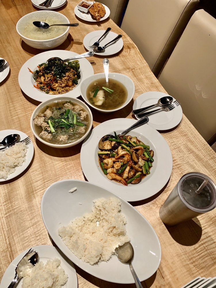Baan Thai Cuisine: 710 Main St, Park City, UT