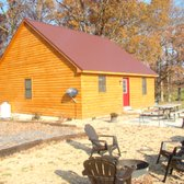 Exceptional Photo Of Luray Country Cabins   Luray, VA, United States. The Back