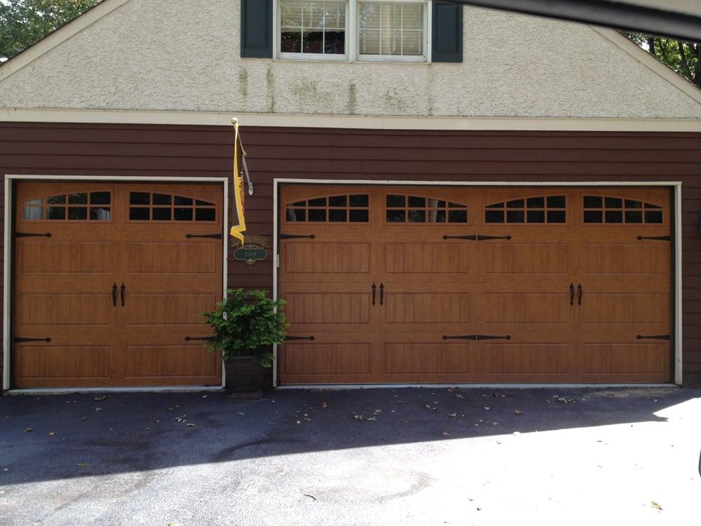 Clopay Gallery Garage Door Long Panel Arch 1 W Grilles