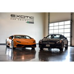 Photo Of Exotic Car Collection By Enterprise Pasadena Ca United States