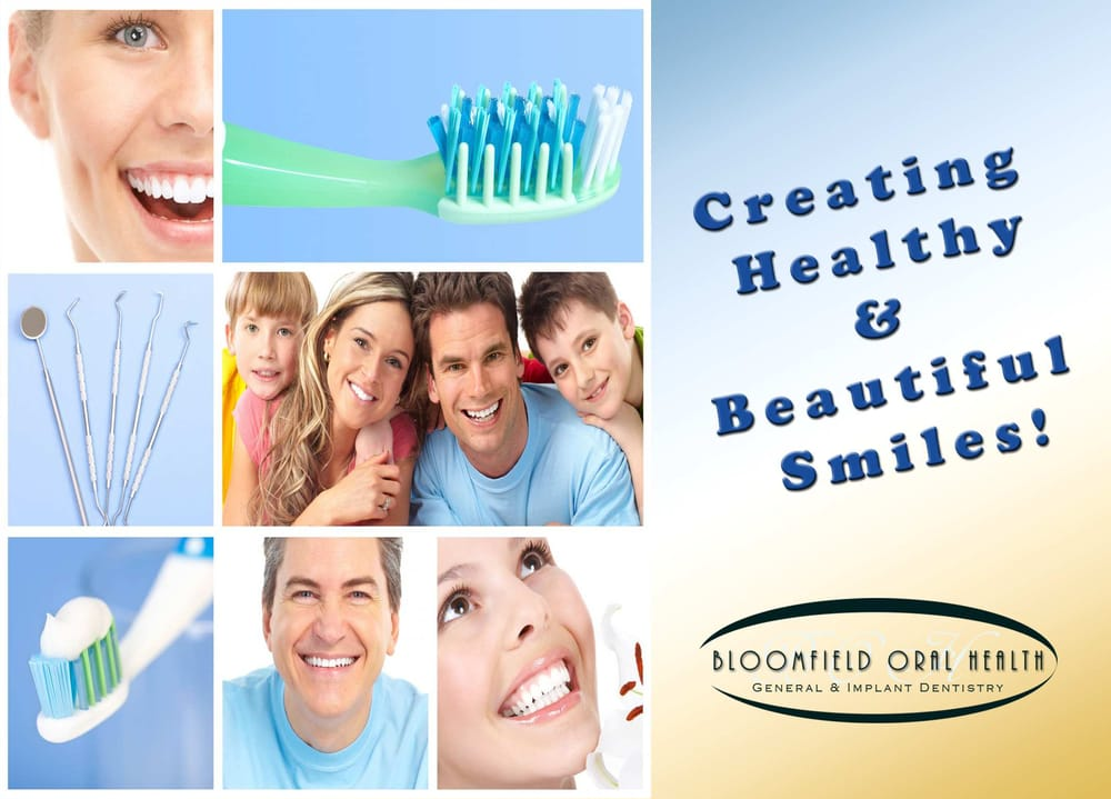 Bloomfield Oral Health: 54 W Main St, Bloomfield, NY