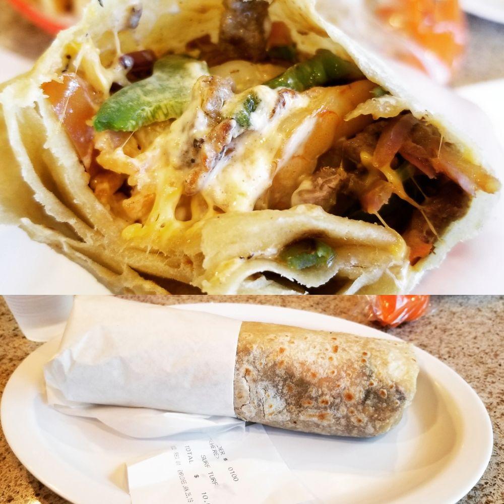 San Luis Mexican Food