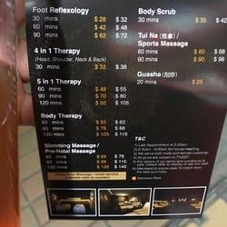 Body Rub Singapore