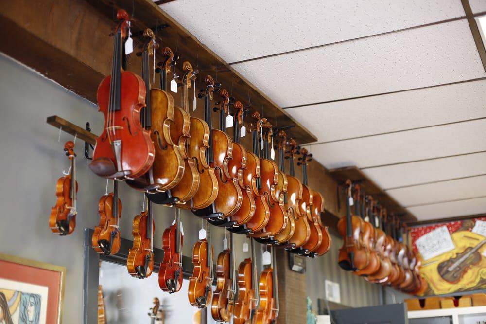 The Violin Shop in Lincoln: 1641 S 17th St, Lincoln, NE